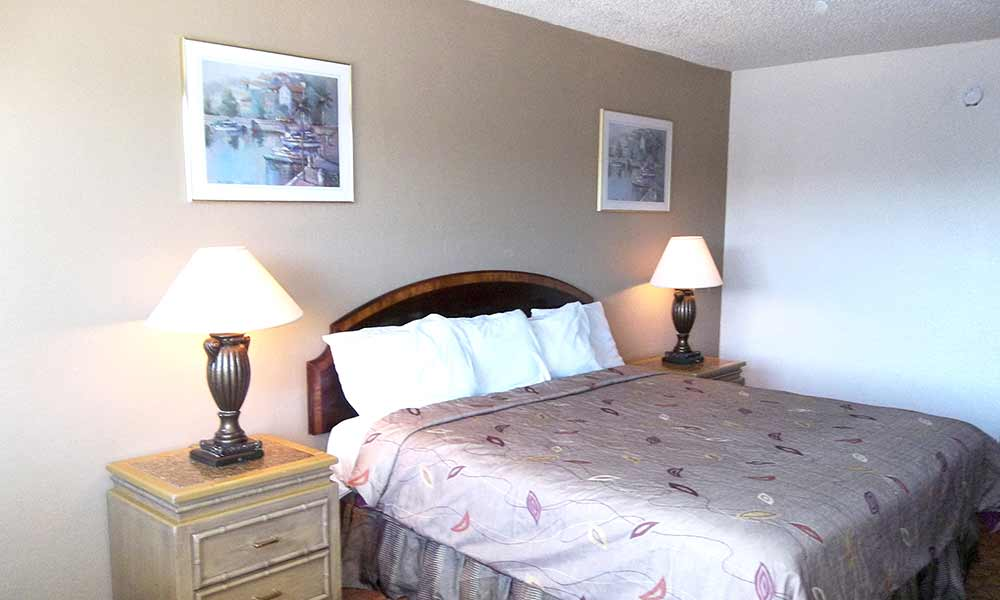 King bed motels in Hayward California