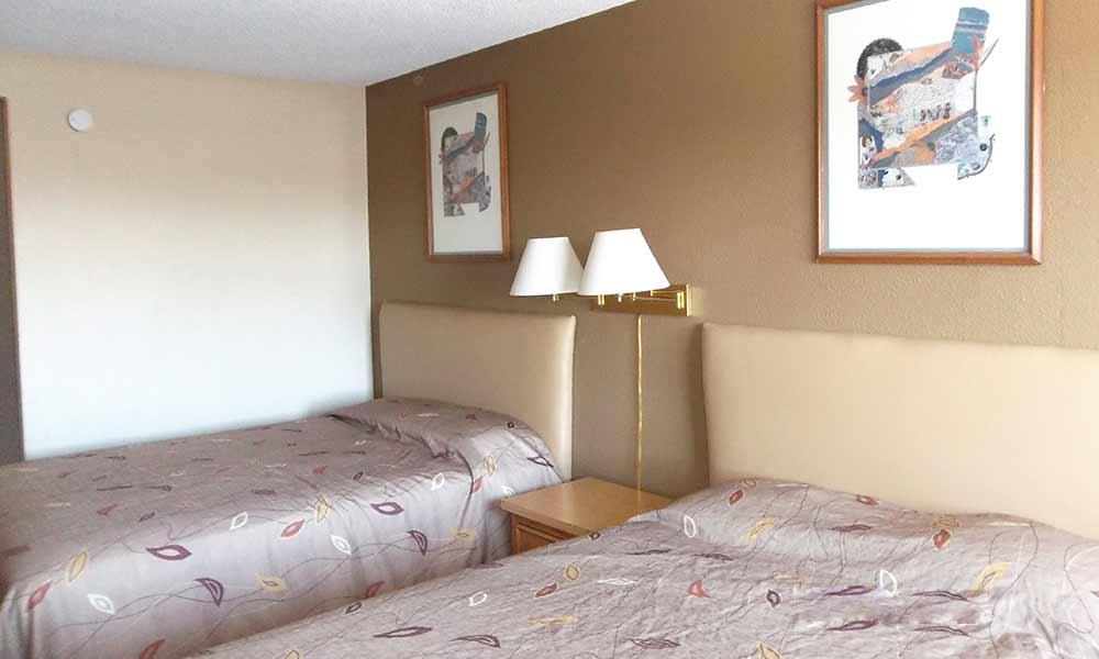Motel rooms in Hayward